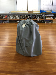 Mainsail bag